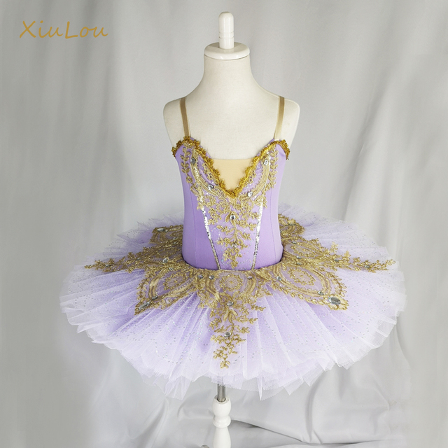 2019 Sequin ballet tutu child kids girls professional ballet adulto women ballerina dance costumes for girls ballet dress