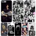 Alex Turner Arctic Monkeys Hard Transparent Cover Case for iPhone 7 7 Plus 6 6S Plus 5 5S SE 5C 4 4S