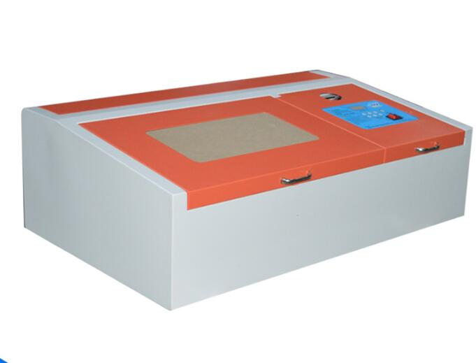 320彫刻機レーザー切断機レーザー彫刻手工芸品シール彫刻機小さな -