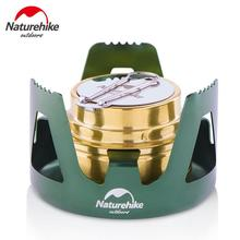 Naturehike Picnic Cooker 1 Personal Cooking System Outdoor Hiking Camping Equipment Oven Portable Alcohol Stove Burner