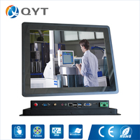 Factory Machined 1T HDD 4GB DDR4 Resolution 1024 768 Intel Core I5 Cpu 15 Inch Industrial
