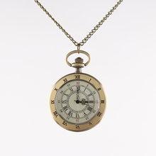 Уникальные мужские и женские винтажные карманные часы с римскими