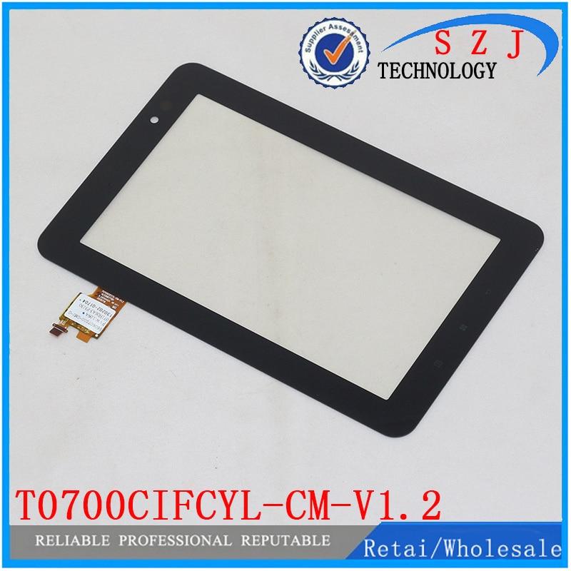 Original 7 inch For Lenovo Tablet PC T0700CIFCYL-CM-V1.2 Capacitive Touch screen panel Digitizer Glass Sensor Free Shipping
