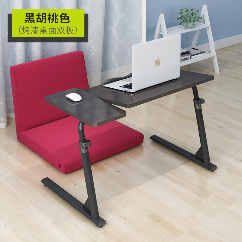 компьютерные столы офисные для дома тумбочка мебели стали дерева ноутбук рабочий стол soporte ноутбук складной стол для ноутбука горячая 66*46*9 см