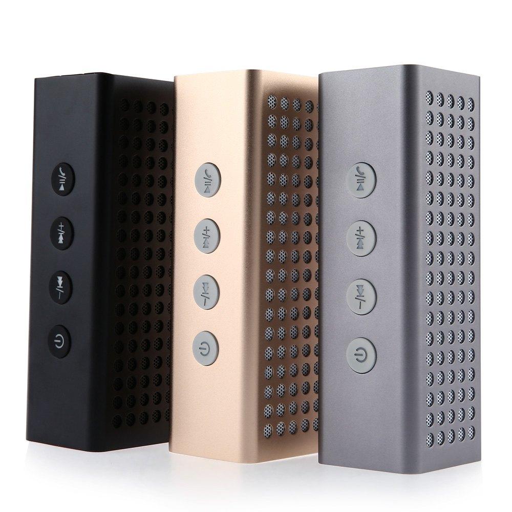 Prix pour Multifonctionnel portable haut-parleur aj91 haute puissance de sortie sans fil stéréo bluetooth haut-parleur avec 4400 mah puissance banque fonction