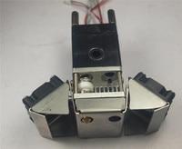 Ultimaker 2/2 kit de cabeça impressão estendida extrusora completa para diy ultimaker impressora 3d extrusão completa 0.4mm n
