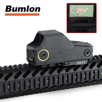 MH1 Red Dot Sight Reflex Scope Largest Field With QD Quick Detach and USB Charger for Tactical Hunting Airsoft RL5 0042