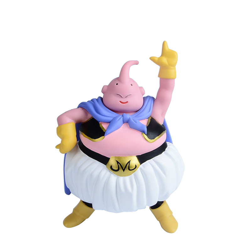 Anime Dragon Ball Z  Majin Buu Boo PVC 23cm Action Toys Figure Dragon Ball Super Buu Doll for Boys Collectible Model Kids Toy