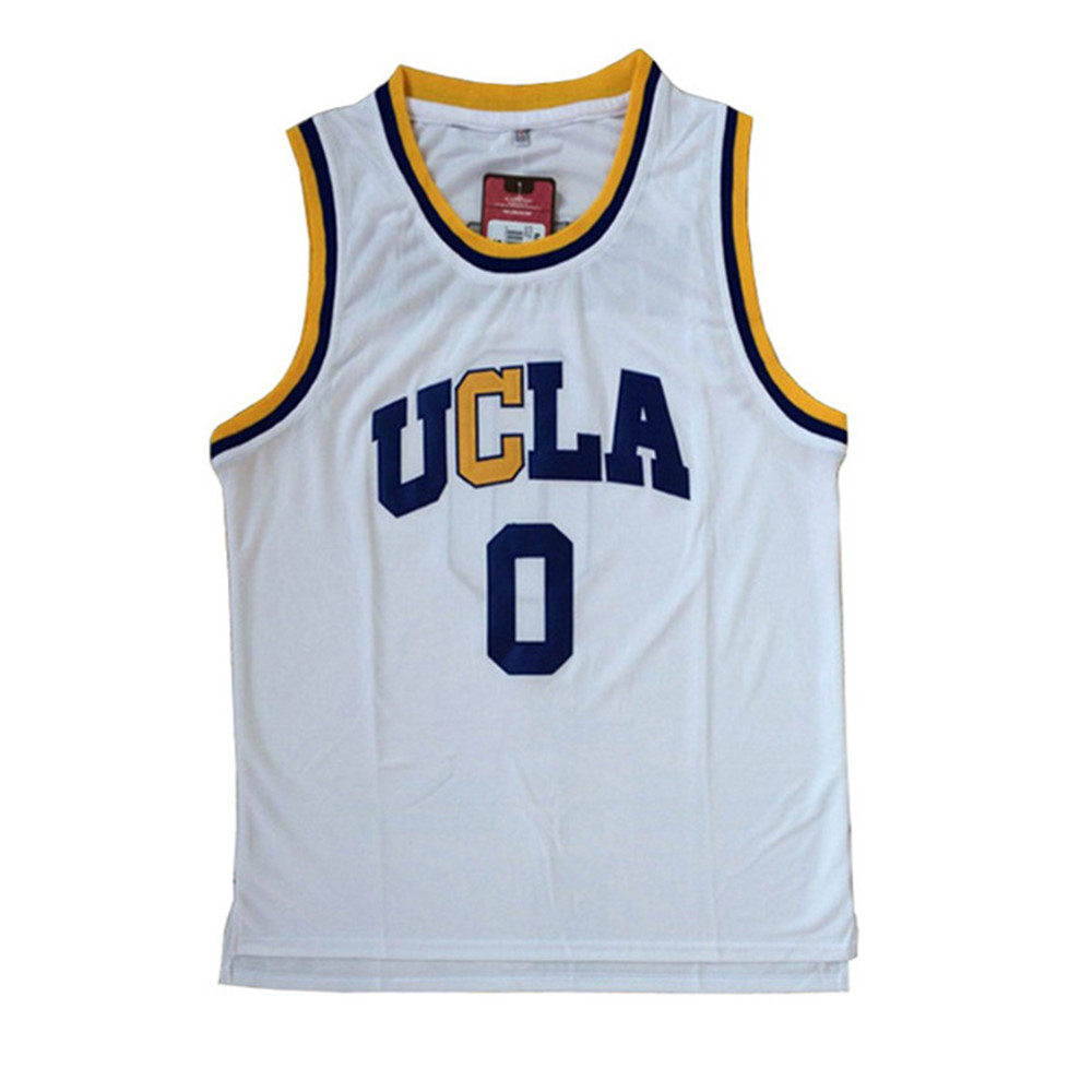 huge discount 23973 4b559 throwback ucla basketball jersey