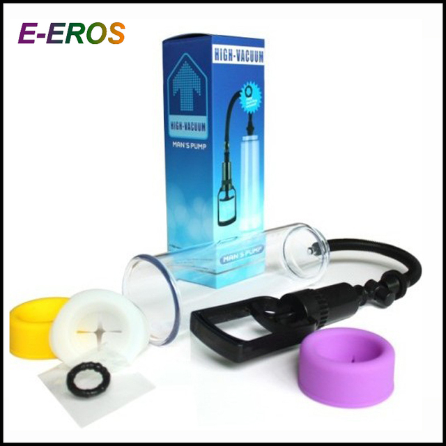 Handsome Up Vacuum Penis Pump Penis Enlargement Penis Extender Great Male Sexy Toys Adult Products Sex Toys for Men