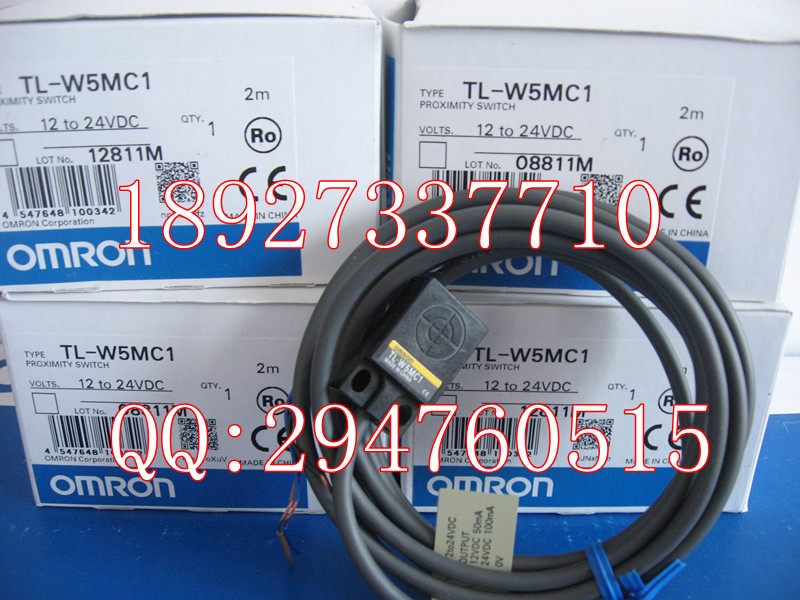 [ZOB] 100% new original OMRON Omron proximity switch TL-W5MC1 2M  --5PCS/LOT dhl ems 5 pc original proximity switch pr18 8dn