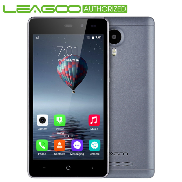 Original Leagoo Z5 Lte Android 5.1 5.0'' 4G Smartphone MTK6735 1.0GHz Quad Core 1GB RAM 8GB ROM Bluetooth 4.1 Mobile Cell Phone