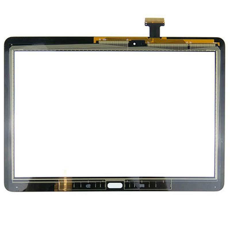Black / White Touch Screen Panel Digitizer Glass Lens Sensor For Samsung Galaxy Note 10.1 SM-P600 P600 P601 P605 2014 Edition цена и фото