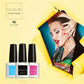 2016 FOCALLURE Fashion Nail Gel Polish Soak Off UV Colorful Nail Colors Art for gel nail polish Long-lasting Gel