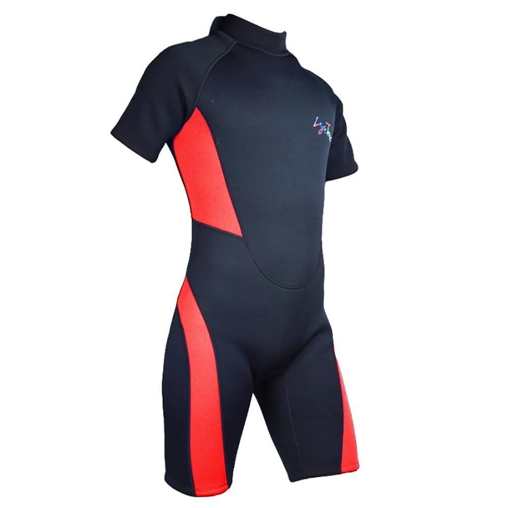 Combinaison néoprène 3mm SBR Plongée Costume Pantalon Court Plus-taille Manches Pantalon Maillots De Bain Pour Hommes Femmes Natation Plongée surf