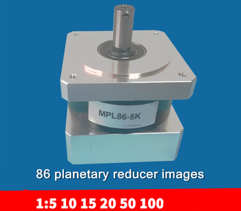Ratio 5/10 For 86 stepper High Precision planetary gear reductor big torque (we separate the other links.)