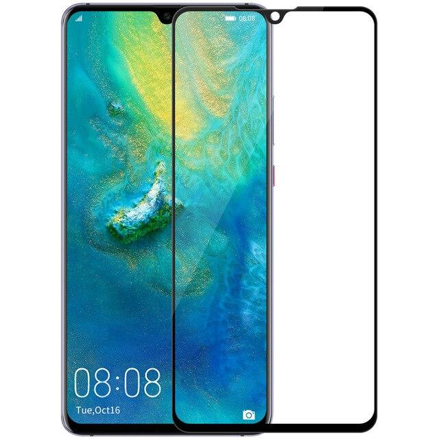 Đối với Huawei Mate 20 Mate20 HMA-L29 Tempered Glass Bảo Vệ Màn Hình cho Huawei Mate 20 X Mate20 X 20X Đầy Đủ Bìa glass Phim