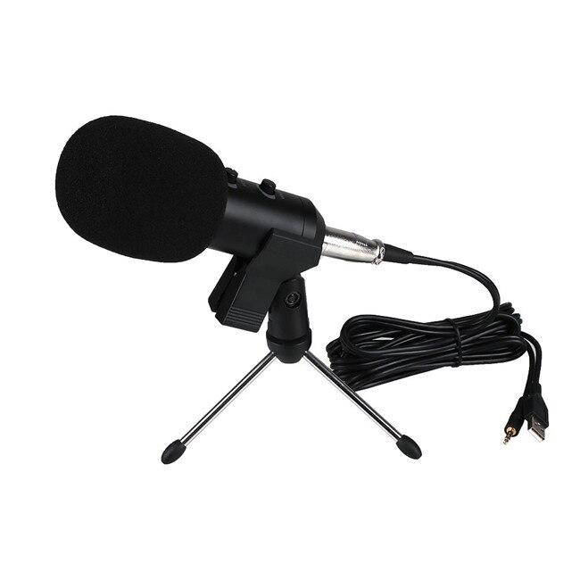 USB-Studio-Wired-Condenser-Microphone-For-Studio (2)