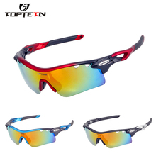 2018 Ski Goggles Hot Uv400 Polarized Cycling Glasses Sport Outdoor Sun Mountain Bike Bicycle Sunglasses Goggle