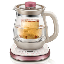 thermos pot automatic thickening glass electric kettle is used to make tea ware
