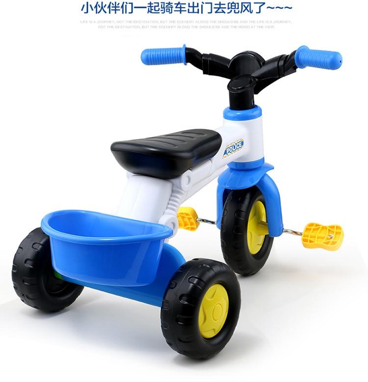 Rowery trójkołowe rowerowe męskie 1 - 6 rowerów - Aktywność i sprzęt dla dzieci - Zdjęcie 3
