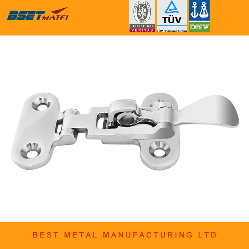 Marine Grade stainless steel 316 Boat Deck Locker Hatch Anti-Rattle Latch Fastener Clamp marine hardware boat yacht accessories