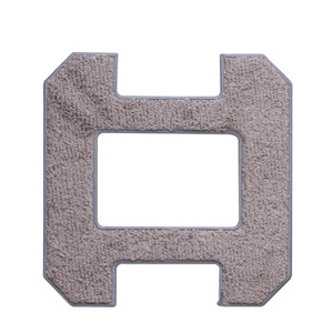 Image 3 - (For X6) Liectroux Fiber Mopping Cloths  for Window Cleaning Robot X6, 6pcs/pack
