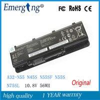 Neue original 56wh laptop-batterie für asus a32-n55 n45 n45sf N55E N75S N45E N45SJ N55S N75SF N45F N45SL N55SF N75SJ N45J