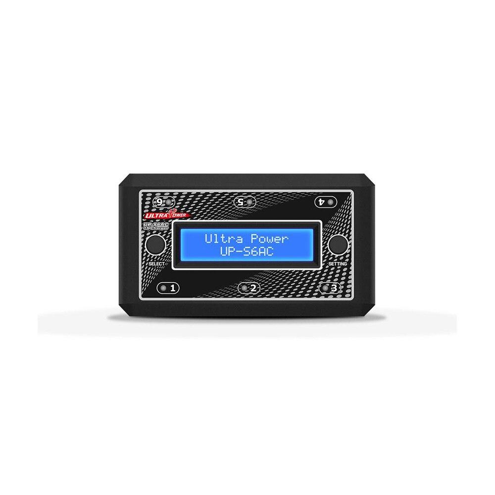 Emax 超電源 UP S6AC 6 × 4.35 ワット 1 1 8s リポ/LiHV バッテリーチャージャーのサポートマイクロ MX mCPX JST ポート Rc Plnae FPV ドローンレース -    グループ上の おもちゃ & ホビー からの パーツ & アクセサリー の中
