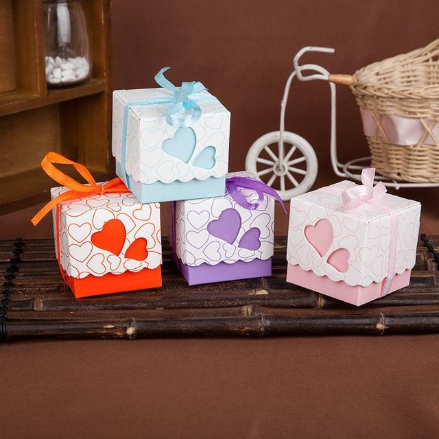 Aliexpress Buy Keythemelife 20pcs Love Square Sweet Candy Box