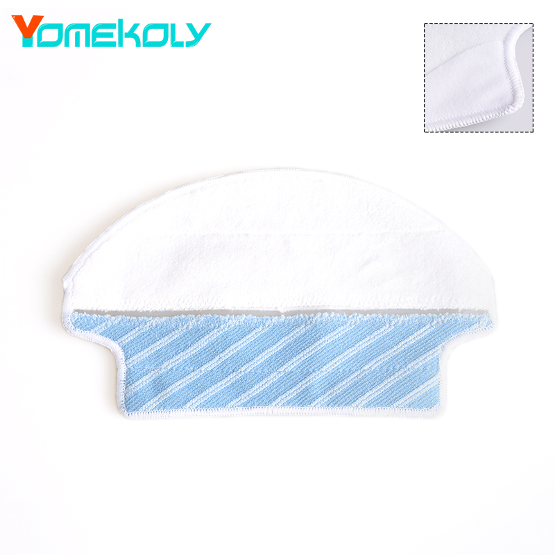 1PC Replacement Mopping Cloth for Ecovacs DEEBOT DD35 Robot Vacuum Cleaner Reusable Washable Microfiber Mopping Pad Steam Mop washable reusable replacement microfiber mopping cloth for haier robot vacuum cleaner t520 mop cloths 350 202mm