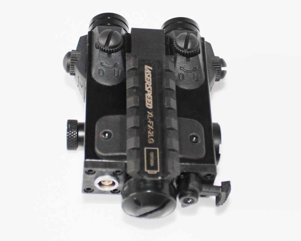 Acecare nuevo producto Envío Directo LS-CL4-IR linterna táctica militar autodefensa y vista láser Infared para rifle