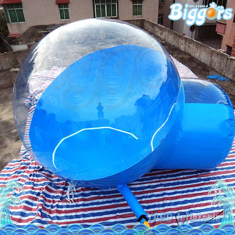 Factory Price Hot Selling Outdoor Party Event Waterproof Clear Dome Tent Inflatable Transparent Bubble Tent  For Camping customized hot sale new wholesale factory price inflatable bubble tent for party camping