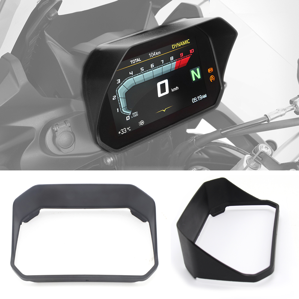 Motorcycle Instrument Hat Sun Visor Meter Cover Guard For For BMW R1200GS LC Adventure 2018-2019 R1250GS LC/Adv F750GS GS F850GS