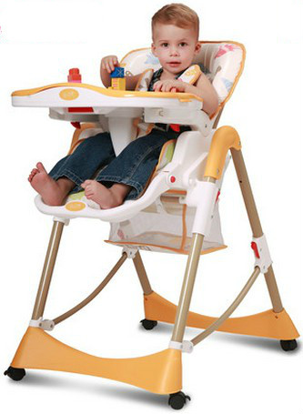 Multi-function folding portable baby eat desk and chair children eat chair
