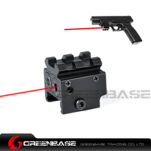 On sale Greenbase Micro Tactical Mini Pistol Red Dot Lazer Sight Handgun Laser Pointer Tactical Sights Airsoft with Top Extended Rail
