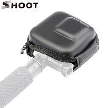 Ateş Mini EVA saklama kutusu kılıf GoPro Hero 8 7 6 5 siyah gümüş beyaz kamera koruyucu çanta git Pro Hero 7 6 5 aksesuar