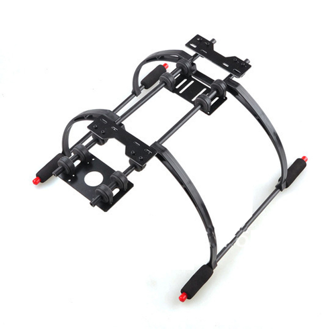 F04991 Universal DIY FPV ANTI-Vibration Multifunction Landing Skid Kit For DJI F450 F550 Quadcopter Hexacopter