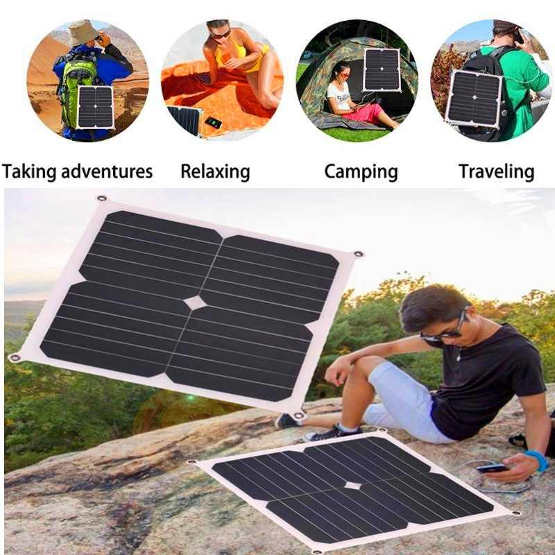0.15W/0.25W/1W 5V Mini Solar Panel Cell Charger Polycrystalline Portable DIY Battery Cell Charger Module for Cell Phone Outdoors