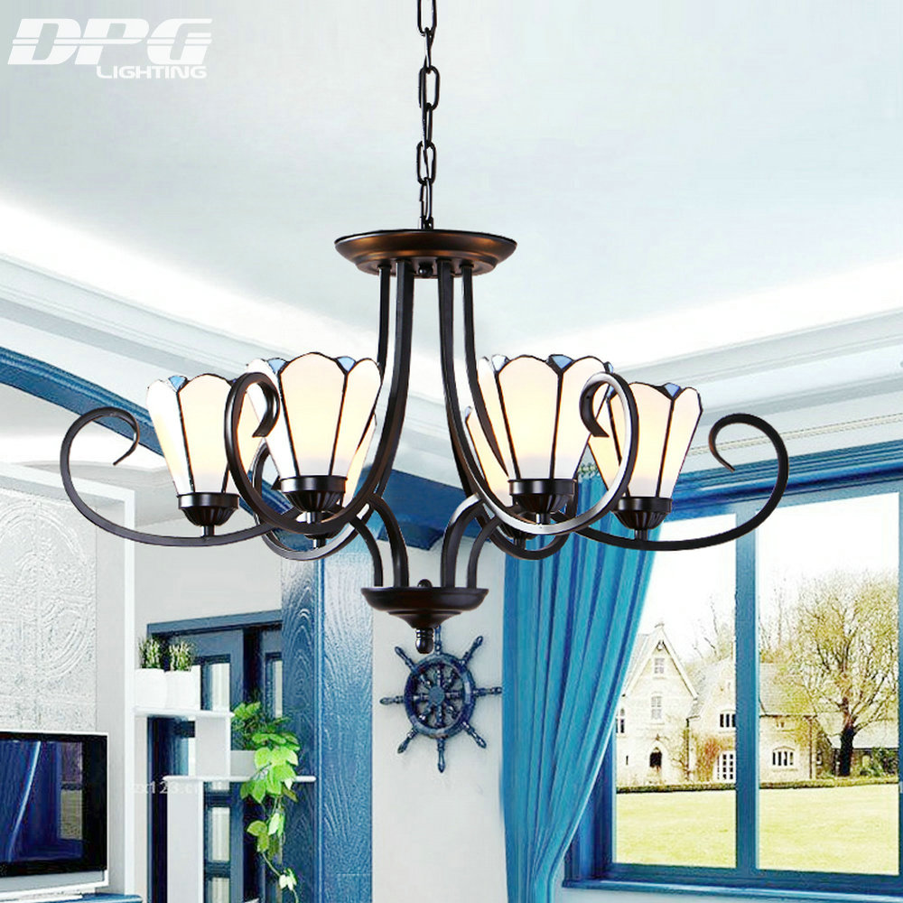 popular tiffany style chandelierbuy cheap tiffany style, Lighting ideas