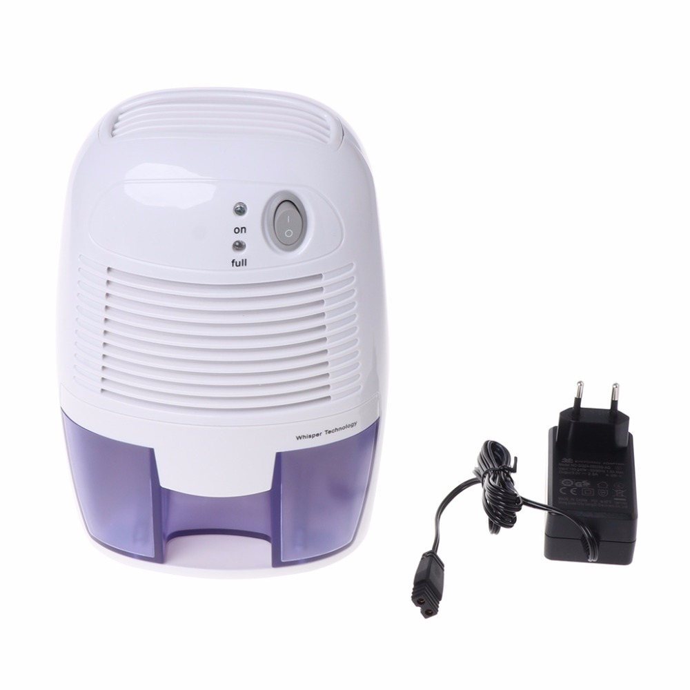 Mini Home Dehumidifier Air Dryer Moisture Absorber Electric Cooling Water Tank a bus for miss moss