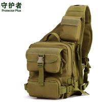 Men S Waterproof 1000D Nylon High Capacity Military Travel Cross Body Messenger Shoulder Sling Chest Bag