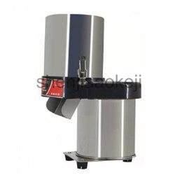 Nowy handlowa elektryczna maszyna do krojenia warzyw automatyczne profesjonalne ze stali nierdzewnej maszyna do cięcia warzyw 220 V 400 W w Roboty kuchenne od AGD na