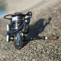 TSURINOYA JAGUAR Spinning Fishing Reel for Casting Lure Tackle Line YL-34