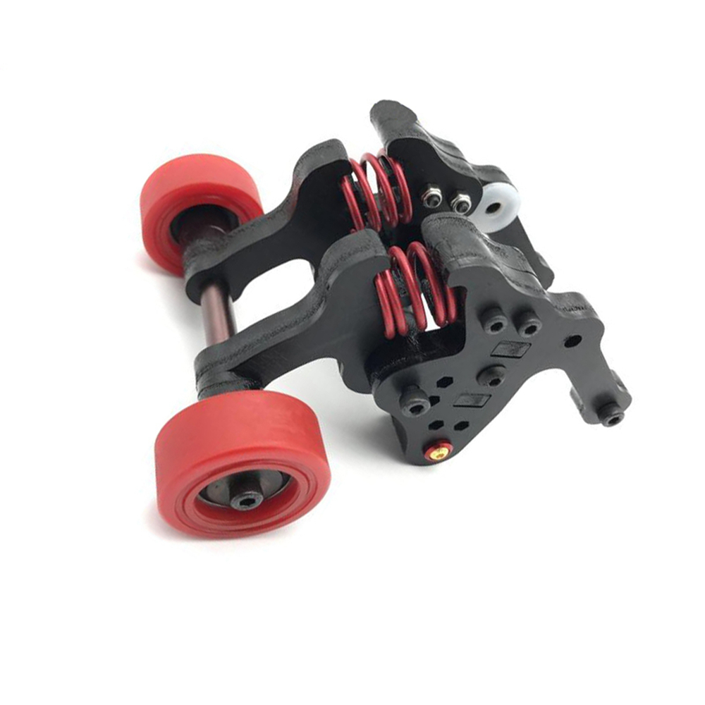 For 1:10 Scale TRAXXAS EREVO E-REVO Double Wheel Wheelie Bar Compatible with New and Old Version