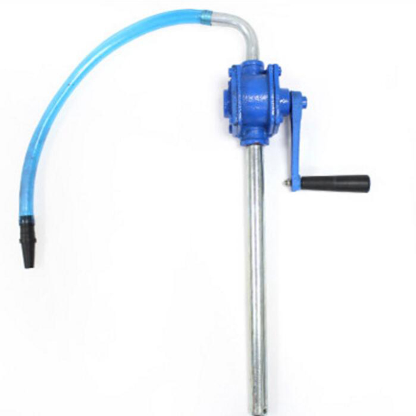 Oil Pump For Pumping Oil Gas For Siphon SuckerTransfer Manual Hand Pump For Oil  Brake Oil Chemical Transfer Pump 510mm