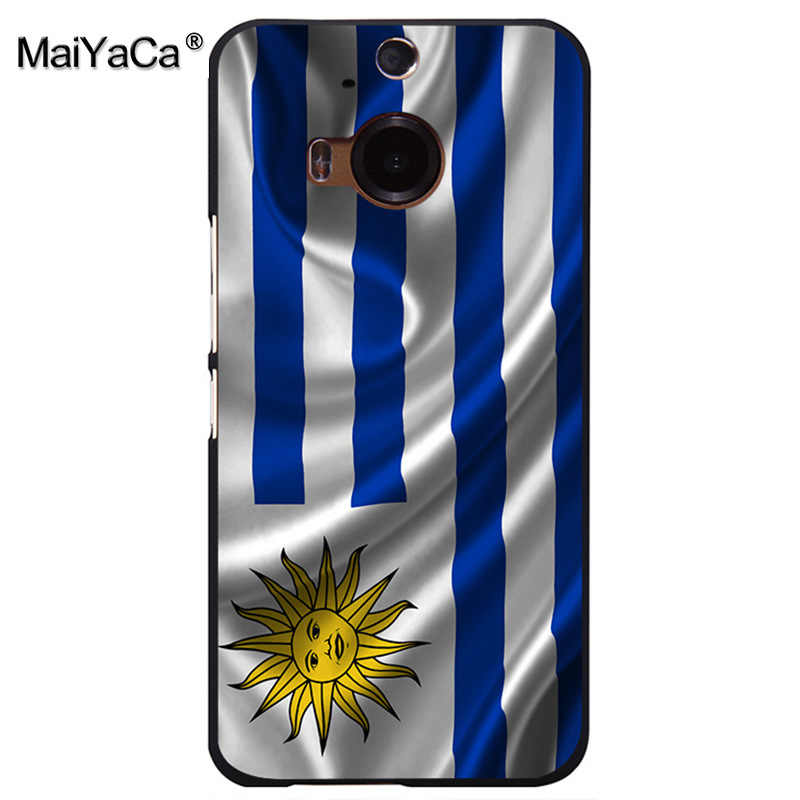 MaiYaCa flag of uk USA Venezuela ethiopia bosnia uruguay iran syria  Scotland Phone case cover for htc M8 M9 M7 X9 A9 case