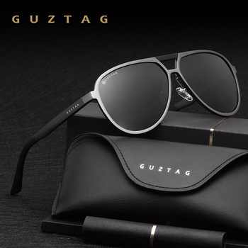 GUZTAG Unisex Classic Brand Men Women Aluminum Sunglasses HD Polarized UV400 Mirror Male Sun Glasses Women For Men G9820 - Category 🛒 All Category