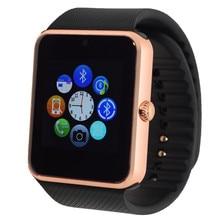 NEW bluetooth font b smart b font watch for android support whatsapp men women Wrist Watch