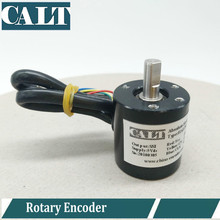 CALT anger sensor 5v 4096 12 Bit ssi hall magnetic absolute encoder  HAE28U5V12A0.22 cheap price for 28mm outer dia hall sensor ssi micro miniature absolute encoder hae28 wholesale 10pcs in pack
